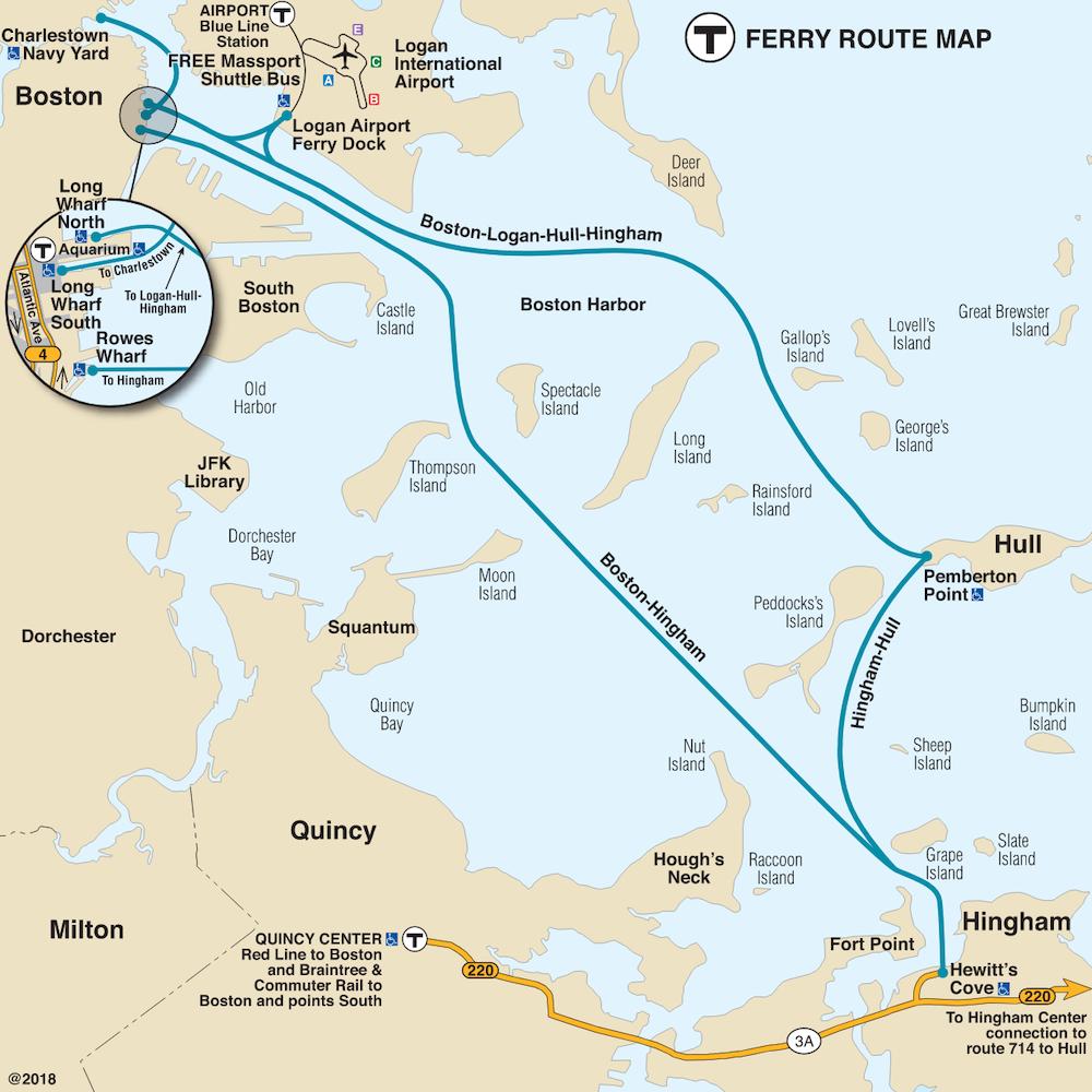 Ferry map thumbnail