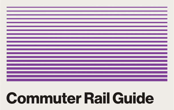 Commuter Rail Guide Clickable Graphic