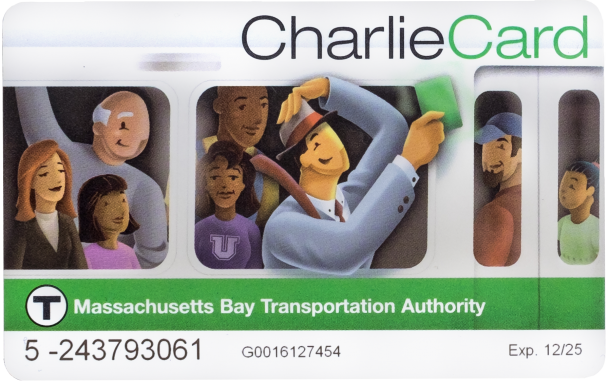 Photo of CharlieCard